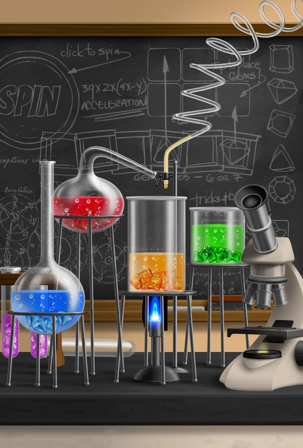 """""""The Lab"""""""
