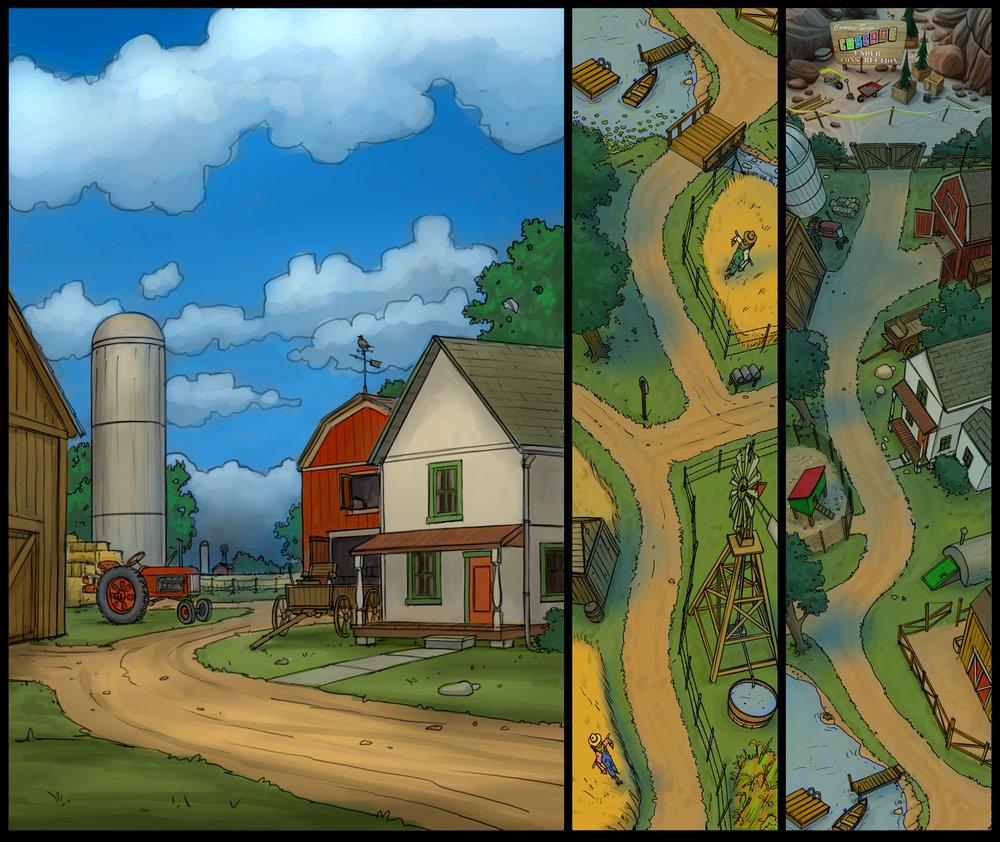 """""""Kansas"""" (Concept art)"""