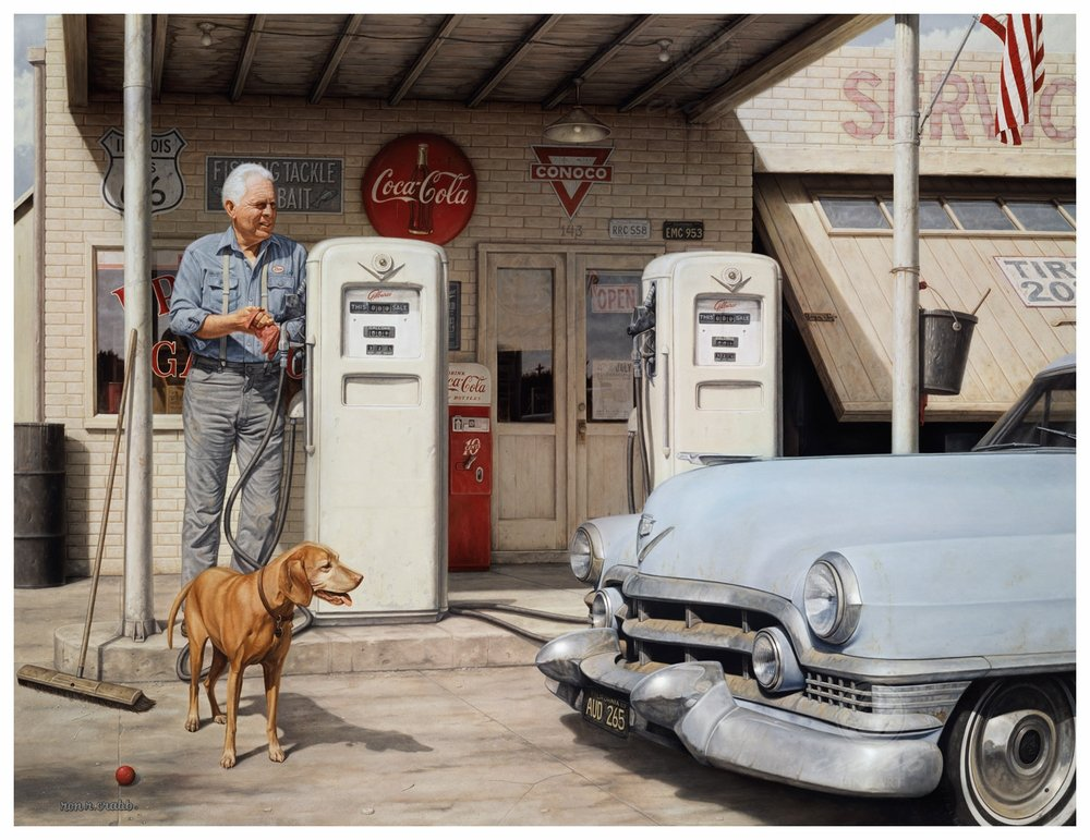 """""""On Route 66"""""""