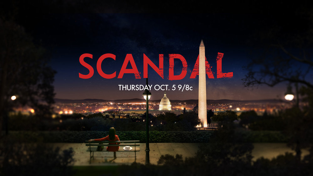 """Scandal"" TV Promo (Concept)"
