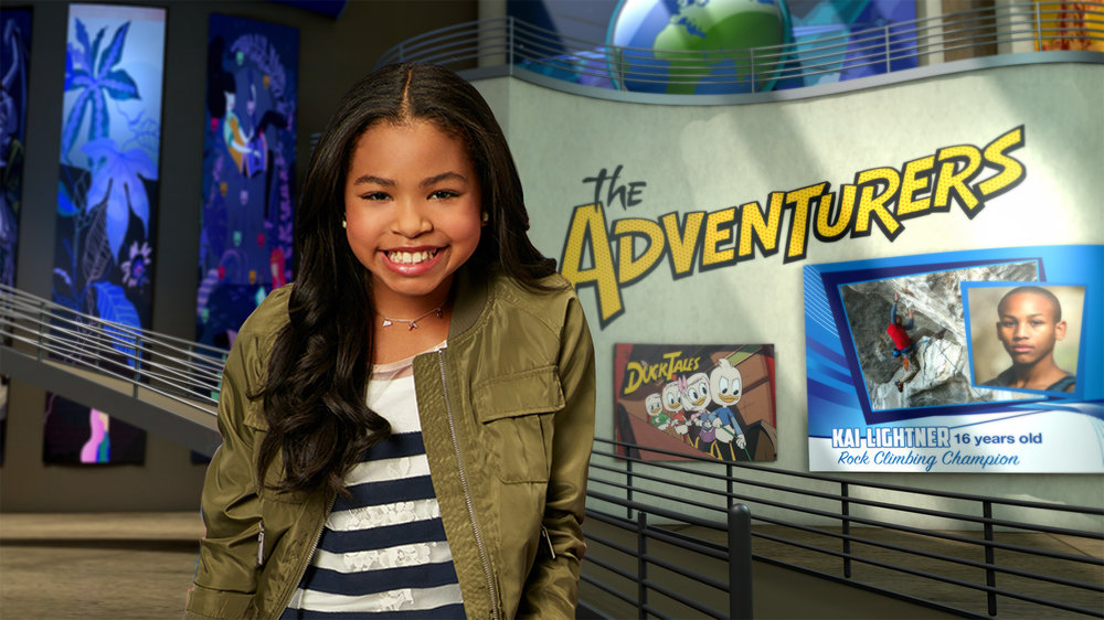 "Disney Channel ""Black History Month"" Promo"