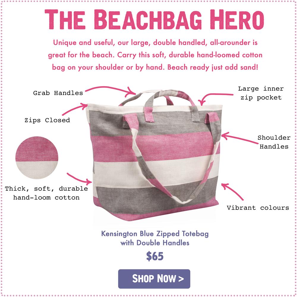The Beachbag Hero