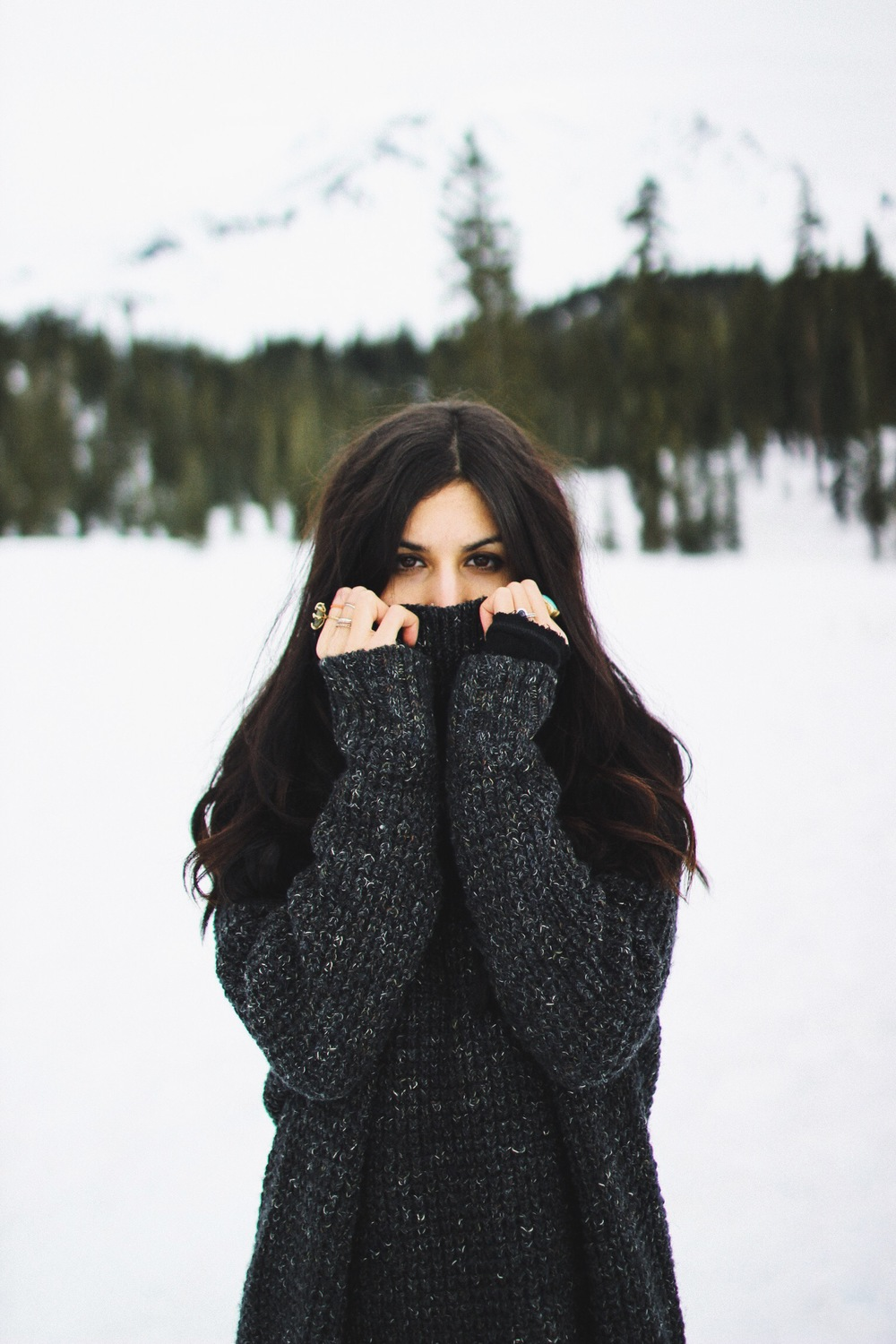 Keep Warm // Mel Denisse