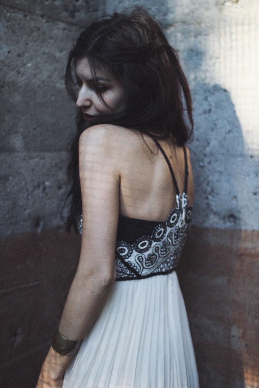 Belle Dress // Mel Denisse