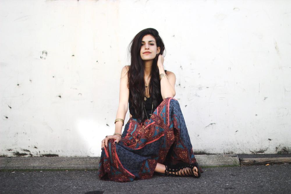 Gypsy Streets // Mel Denisse