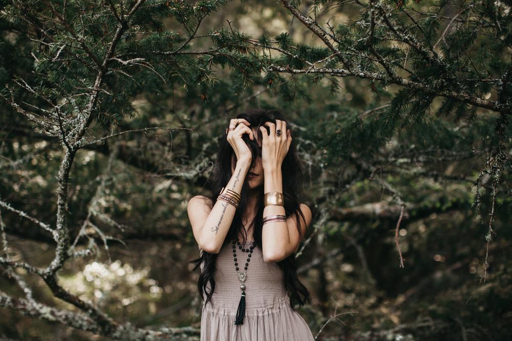 Deeper Paths // Mel Denisse