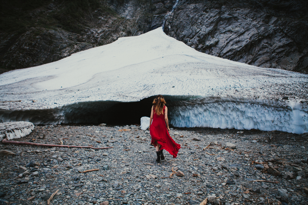 Ice Caves // Mel Denisse