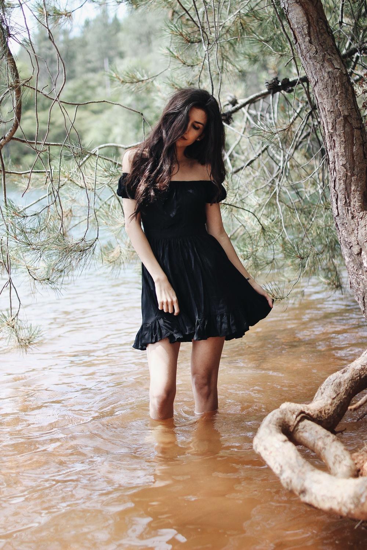Slip Into Romantics // Mel Denisse