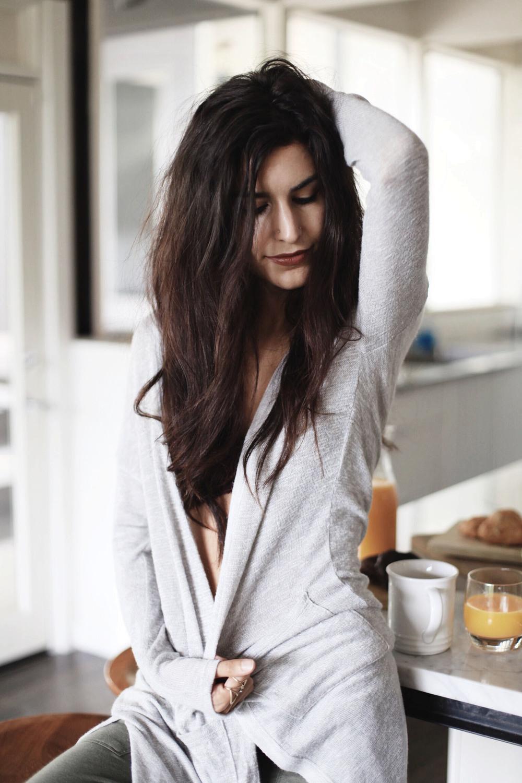 Mornings With Aerie // Mel Denisse