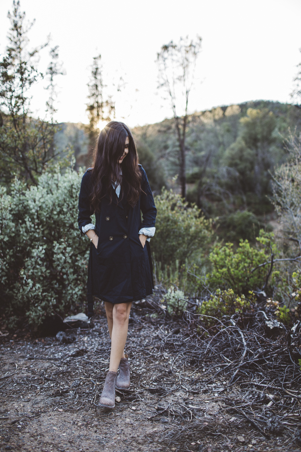 Fall Rituals With Black Swan // Mel Denisse