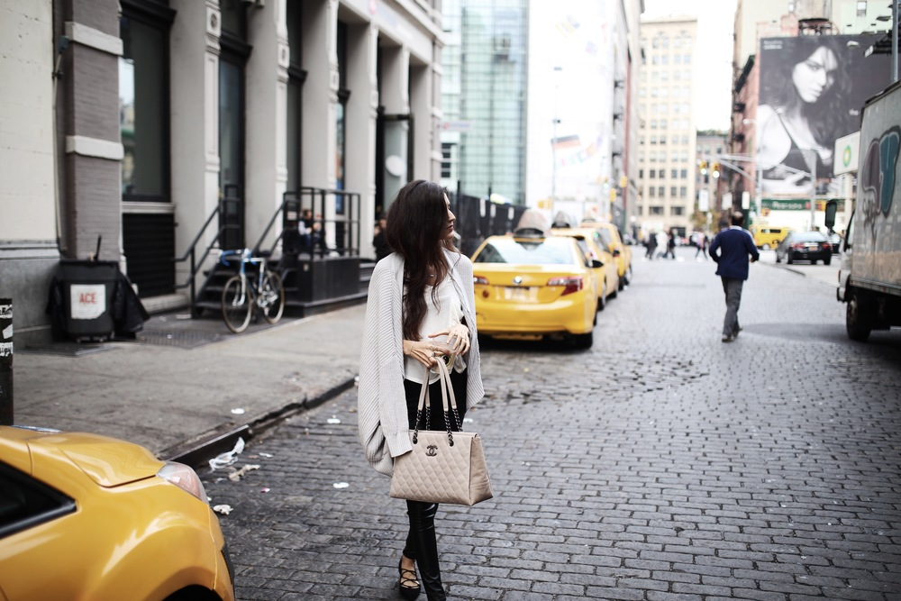Stroll Through NYC // Mel Denisse