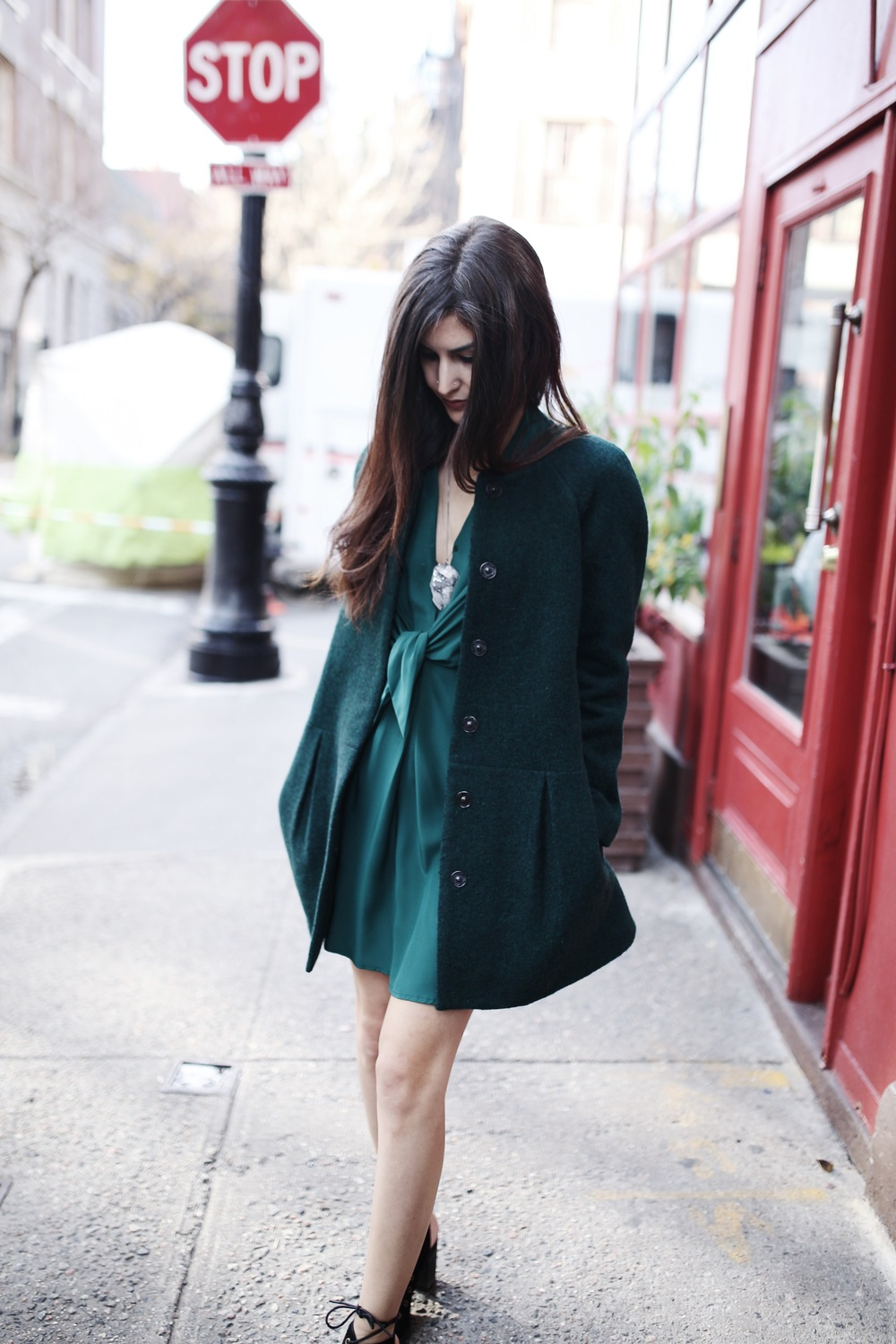 Jewel Tones For The Holiday // Mel Denisse