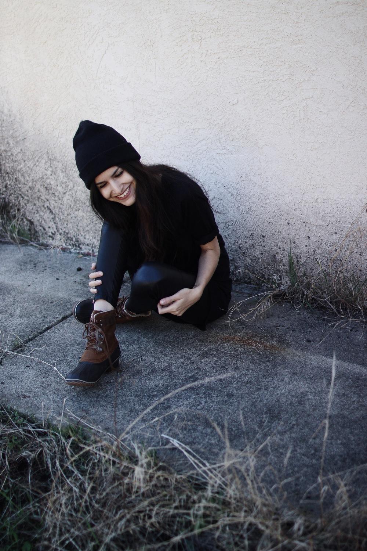 UO x Sorel Boots // Mel Denisse