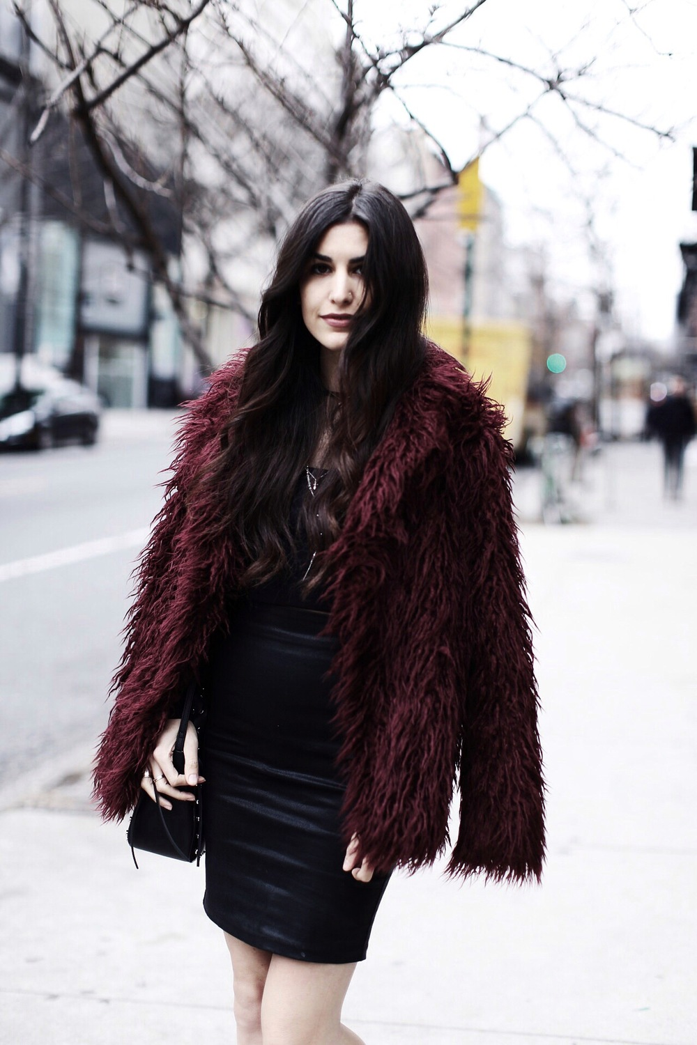 NYFW // Winter Blood