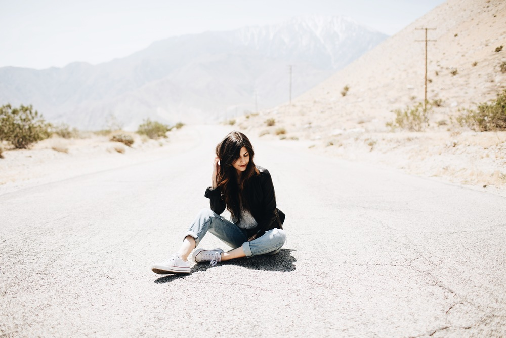 Aritzia x Coachella // Mel Denisse