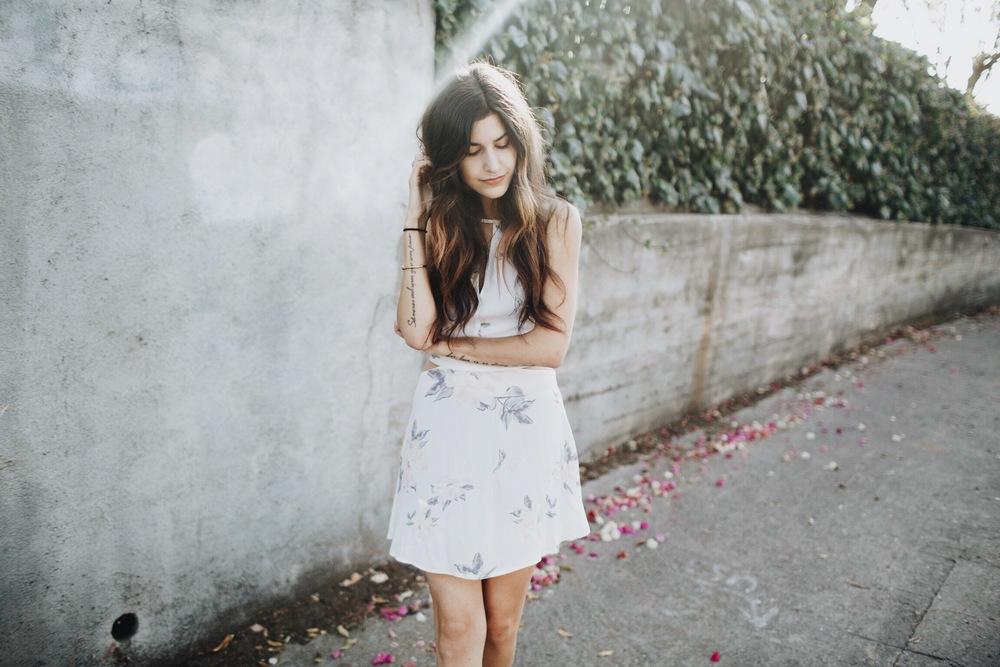Floral Daze // Mel Denisse
