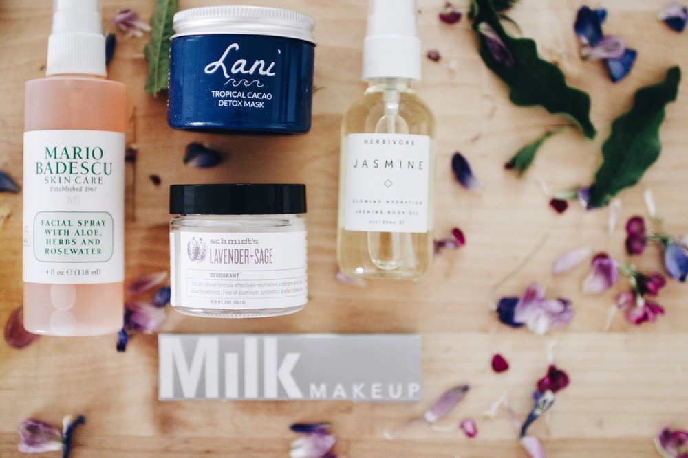 Summer Beauty Essentials with Urban Outfitters