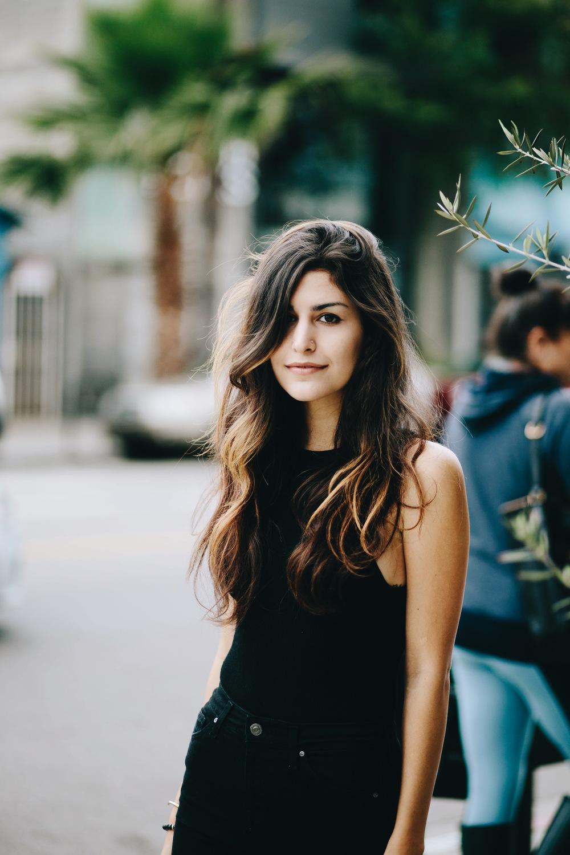 Street Black // Mel Denisse