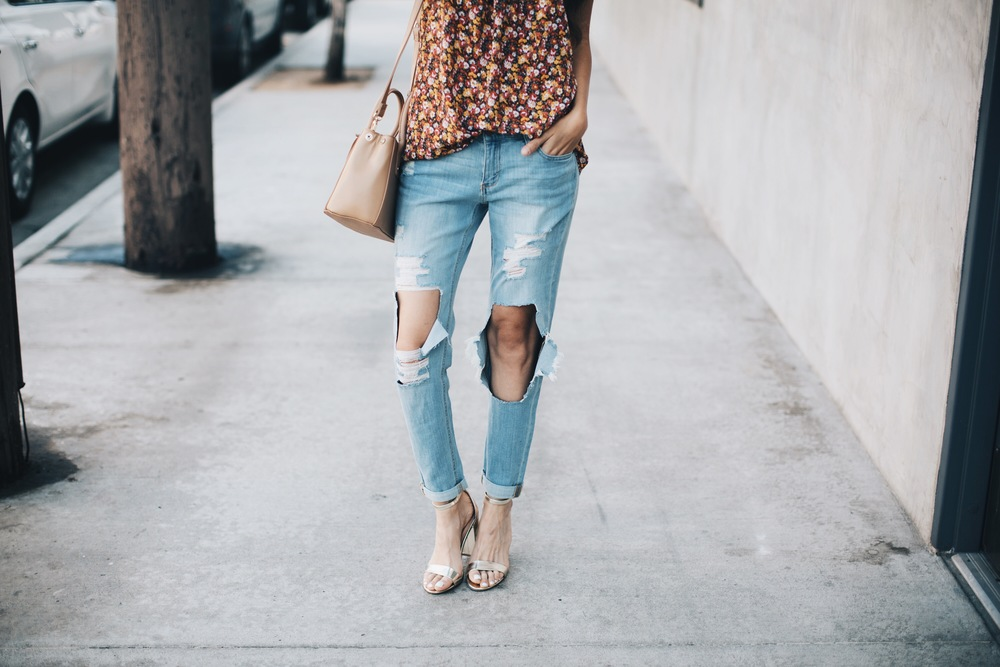 Soho Denim with New York & Co // Mel Denisse