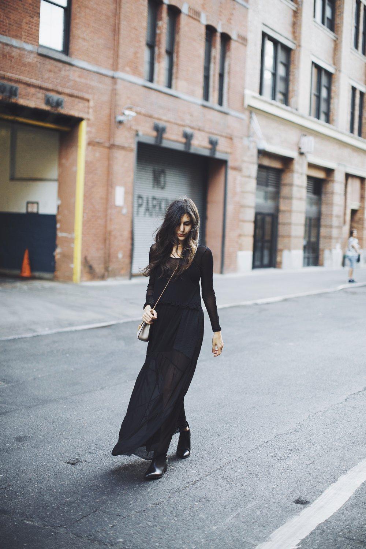 NYFW: Mel Denisse