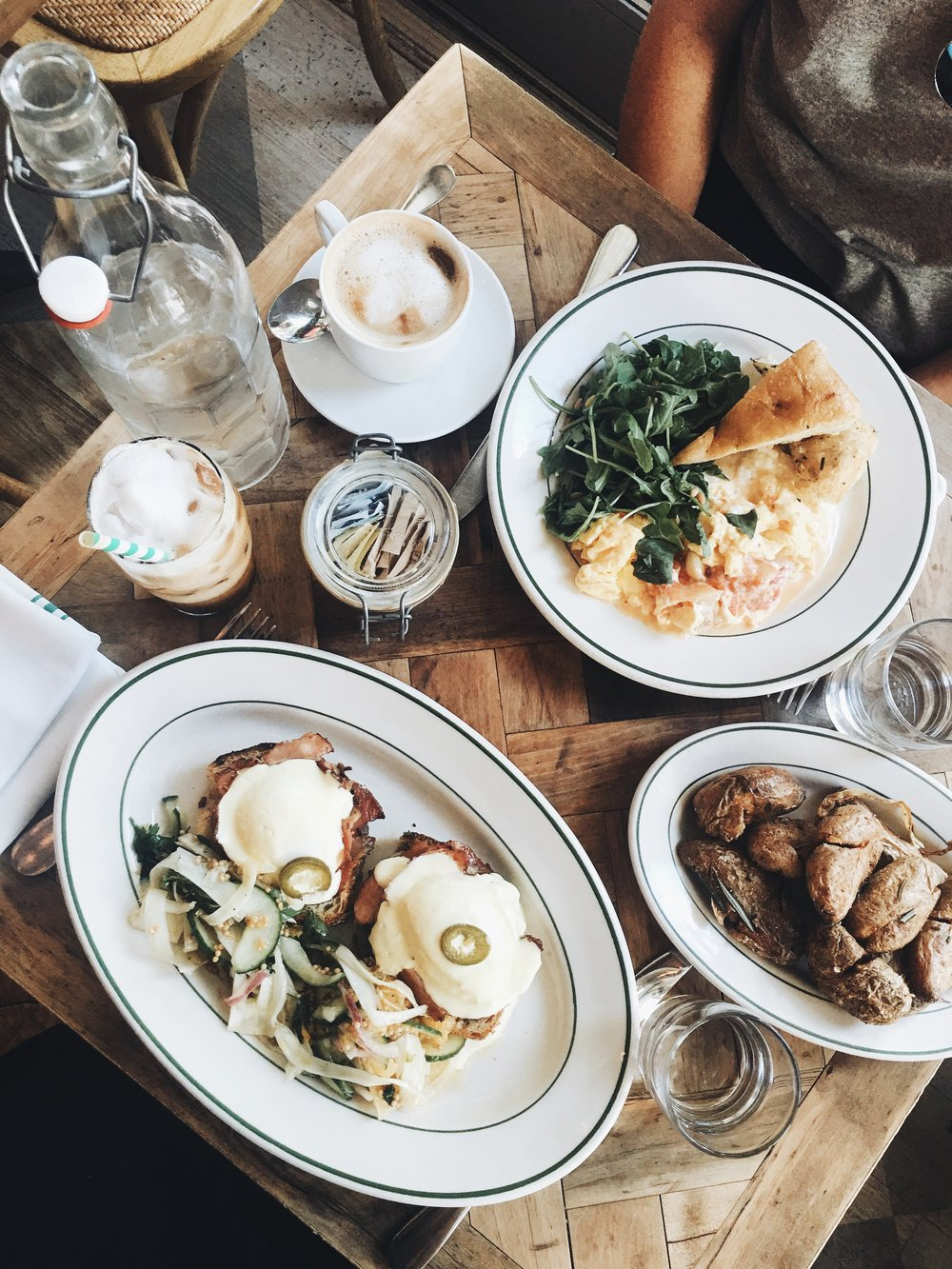 Rosemary's . // One of my favorite spots for brunch or dinner in West Village.