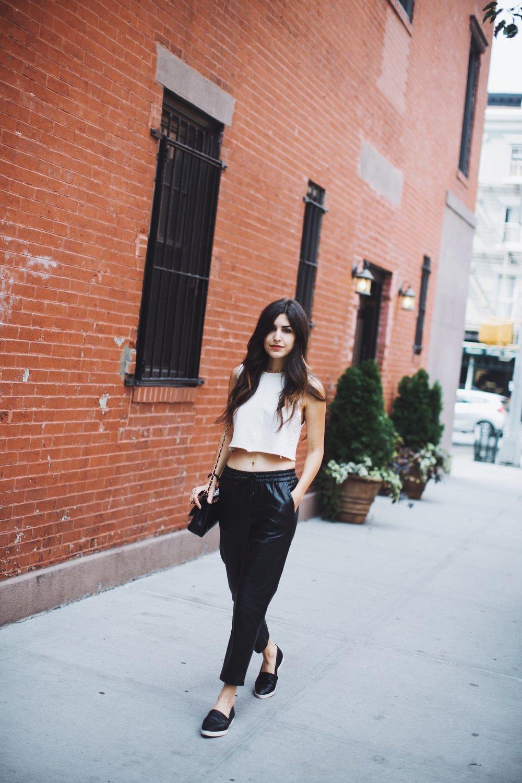 NYFW RECAP // Mel Denisse