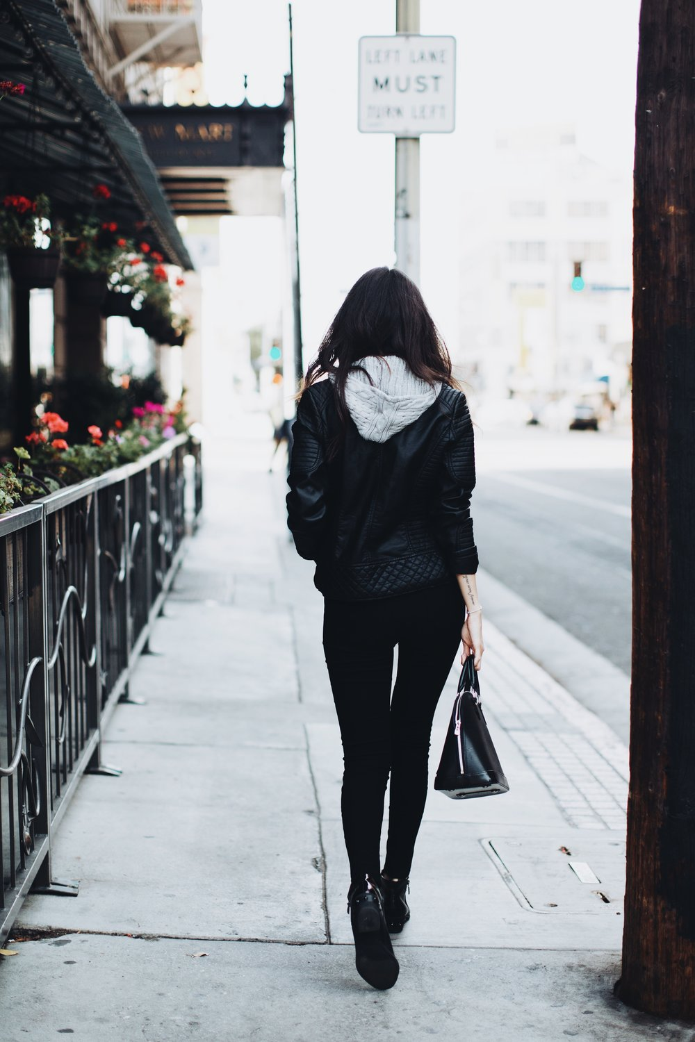 YMI Jeans + City Mornings // Mel Denisse