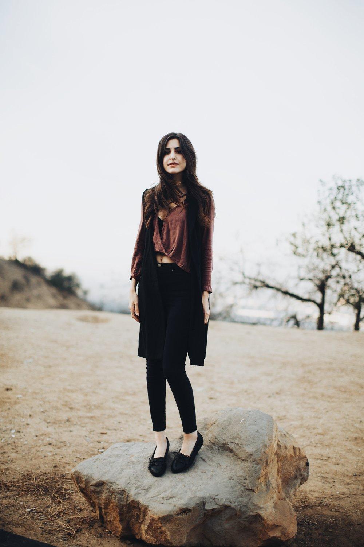 Fall Comfort with Minnetonka // Mel Denisse