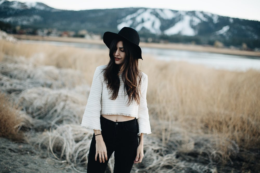 Getaway to Big Bear // Mel Denisse