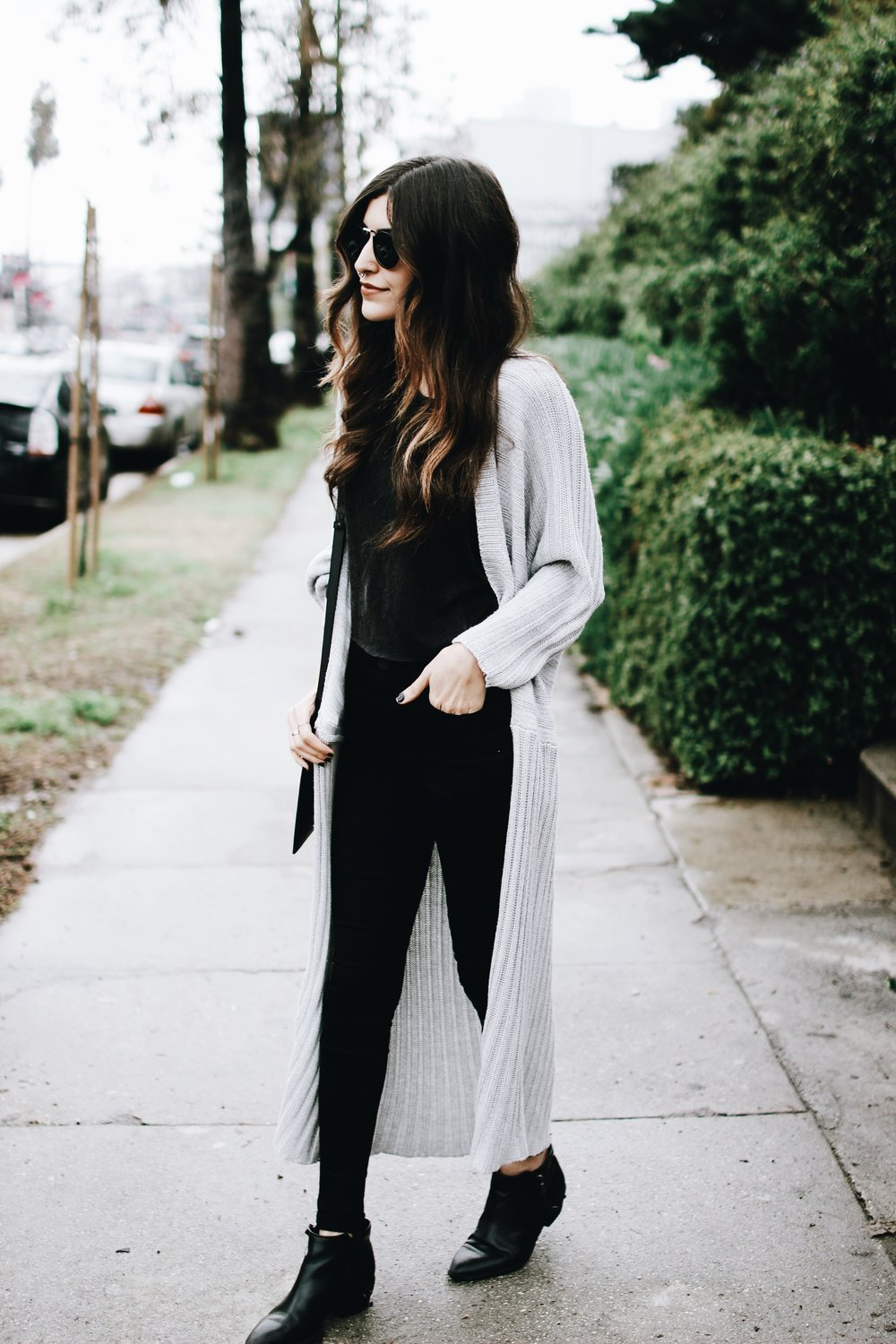 Layered Neutrals For Grey Days // Mel Denisse