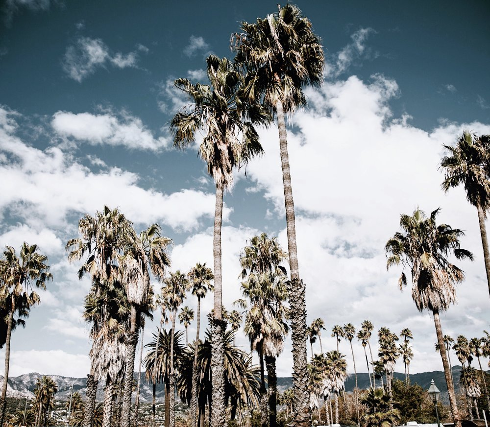 A Weekend In Santa Barbara // Mel Denisse