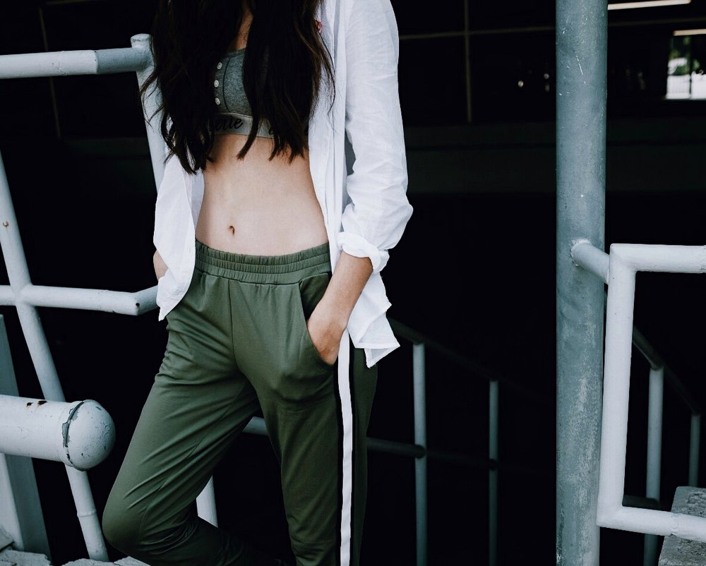 Summer Comfort With Aerie // Mel Denisse