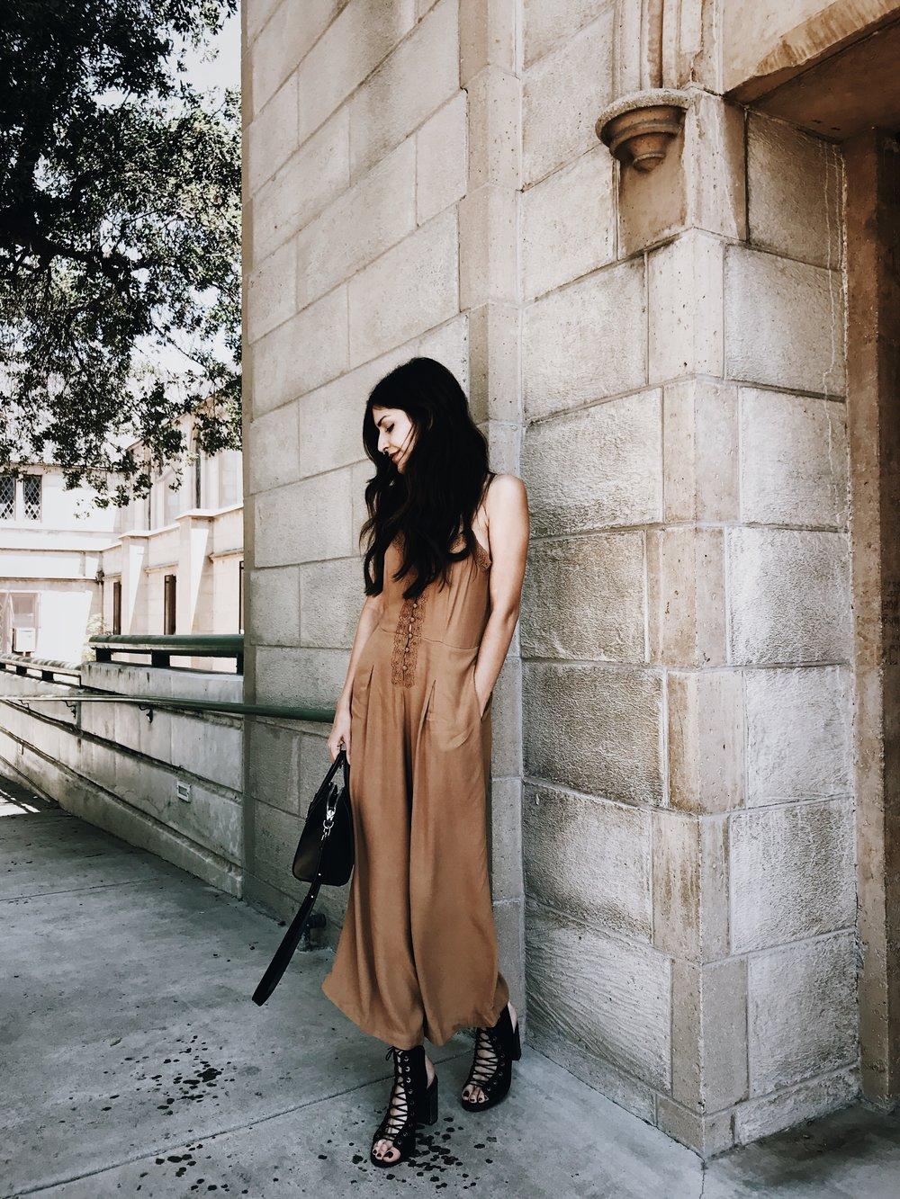 Sunday Suit // Mel Denisse