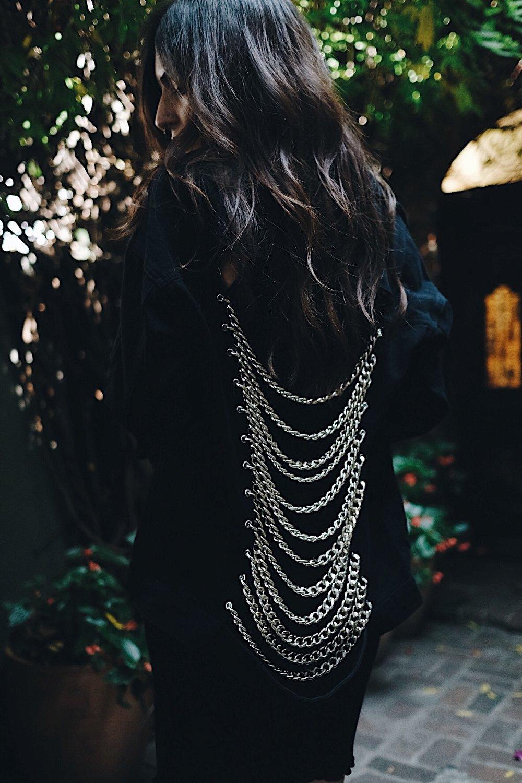 Chain Me To A Garden // Mel Denisse