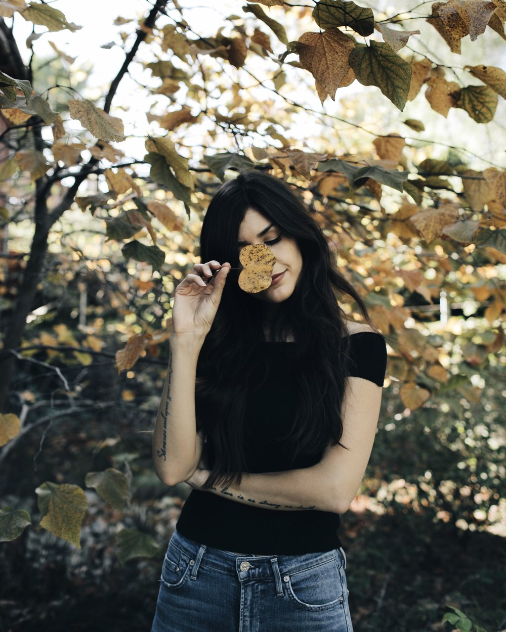 Glimpses in Fall // Mel Denisse