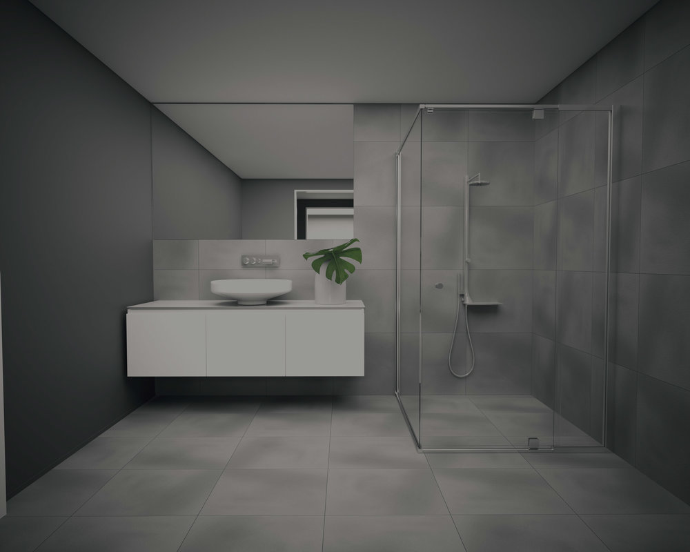 Shower screens -