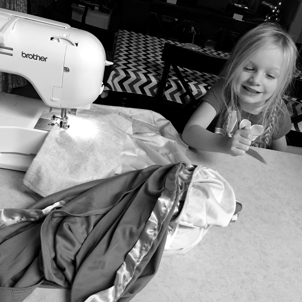sewing buddy