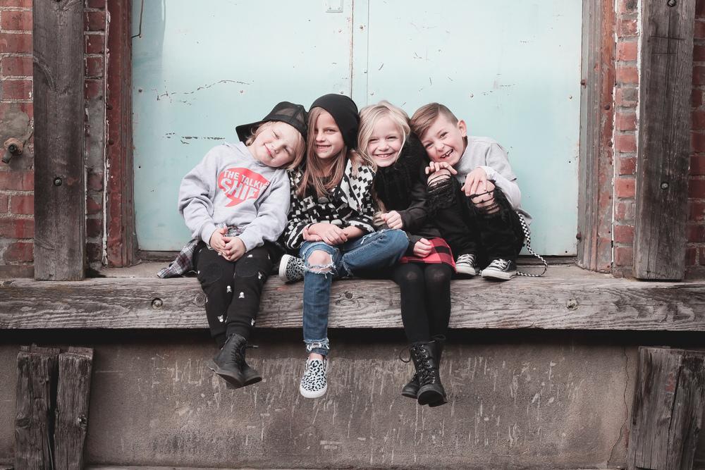 Stylish Kids by Phoenix Street