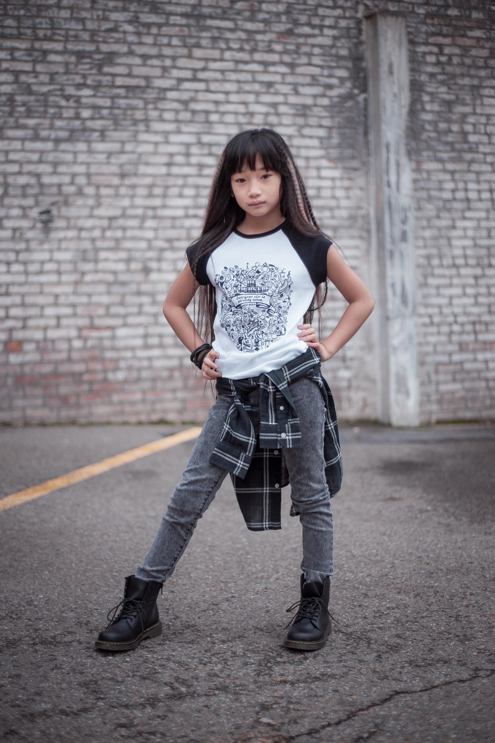 city kid style by phoenix street photography