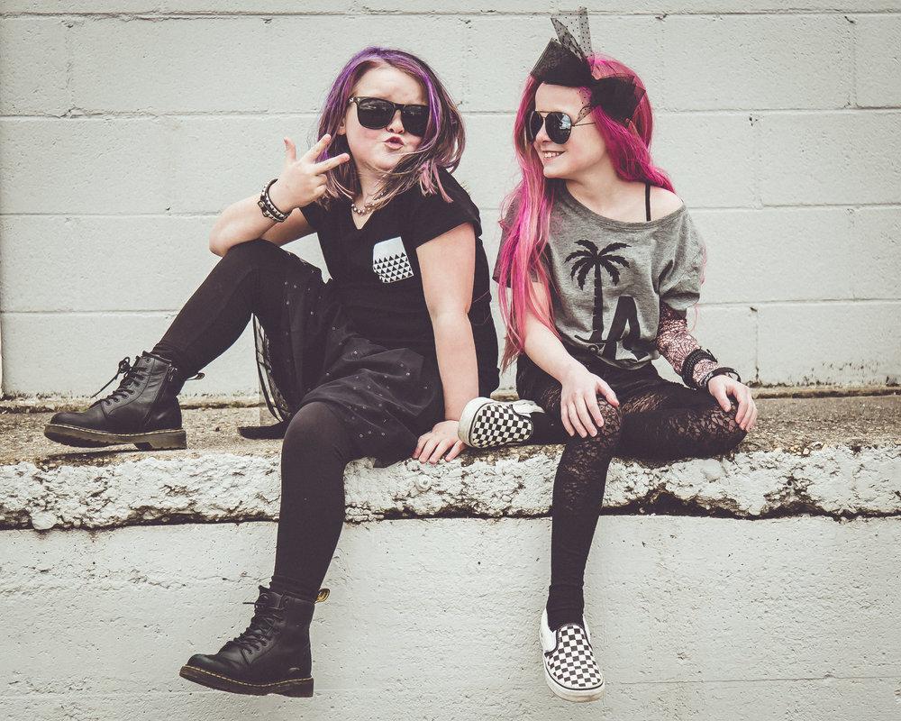 punk rock sisters