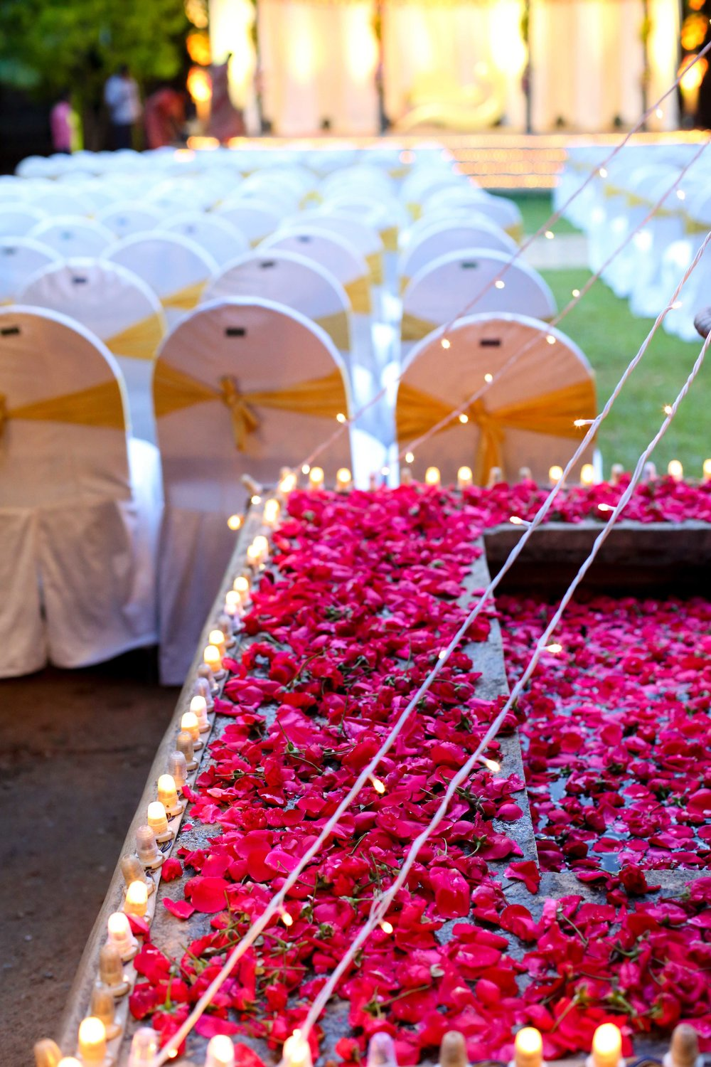 Perfect Reception Site in Bangalore | The Tamarind Tree