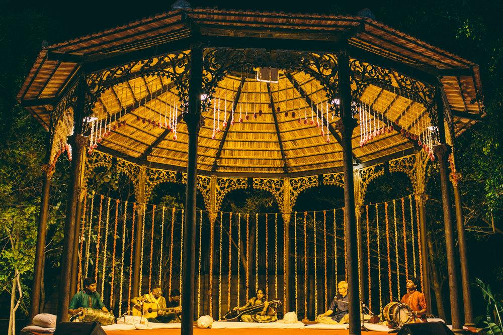 Perfect wedding arena for Ganjam Mantapa | The Tamarind Tree