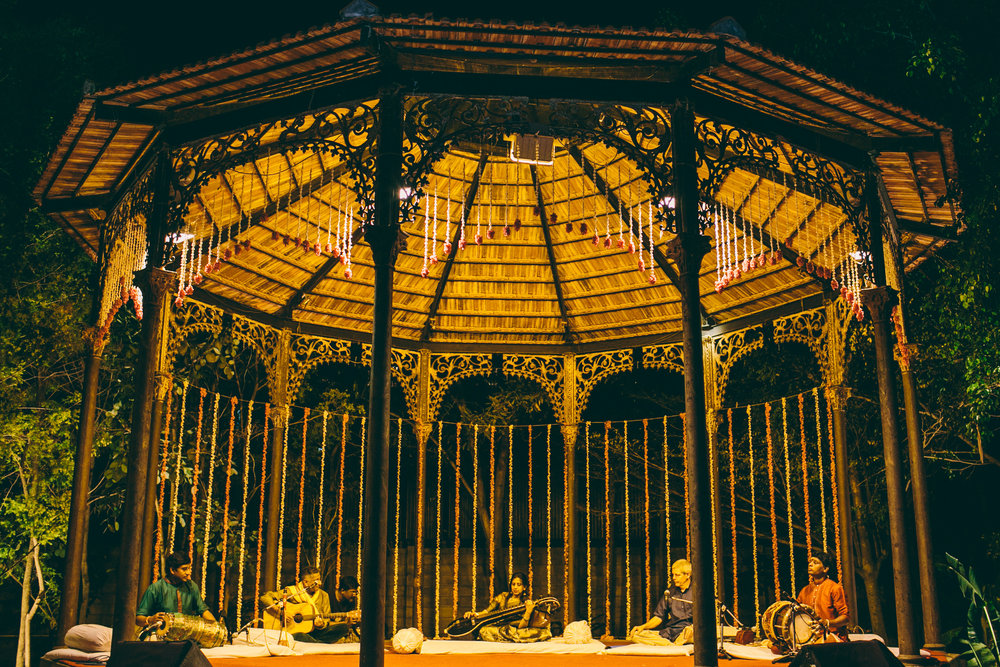 Wedding Reception Venues with Pond in Bangalore | The Tamarind Tree