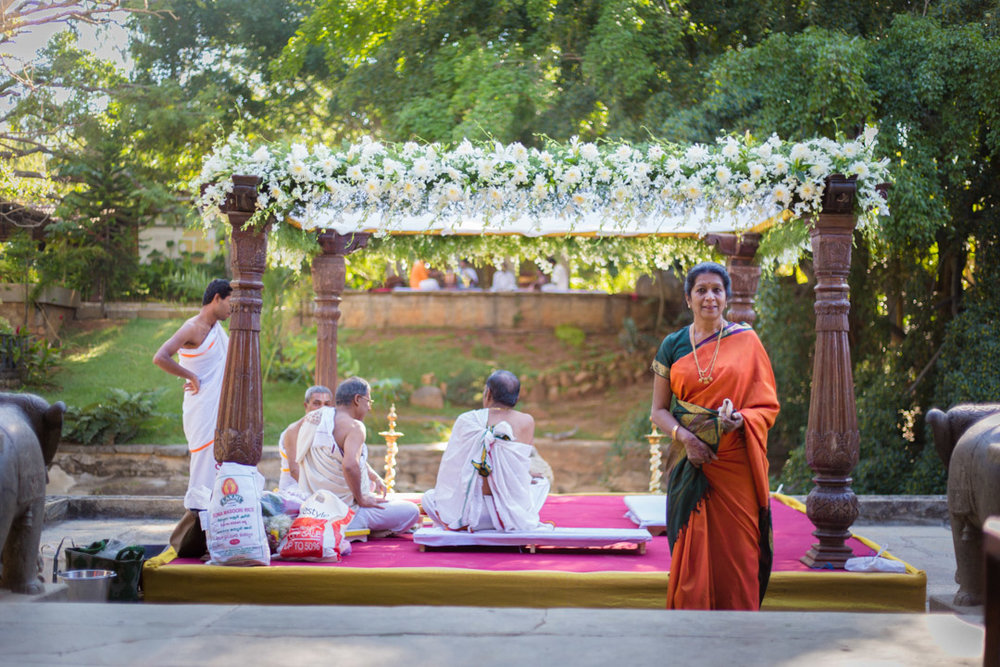 The Shastra behind your Wedding Mandap design