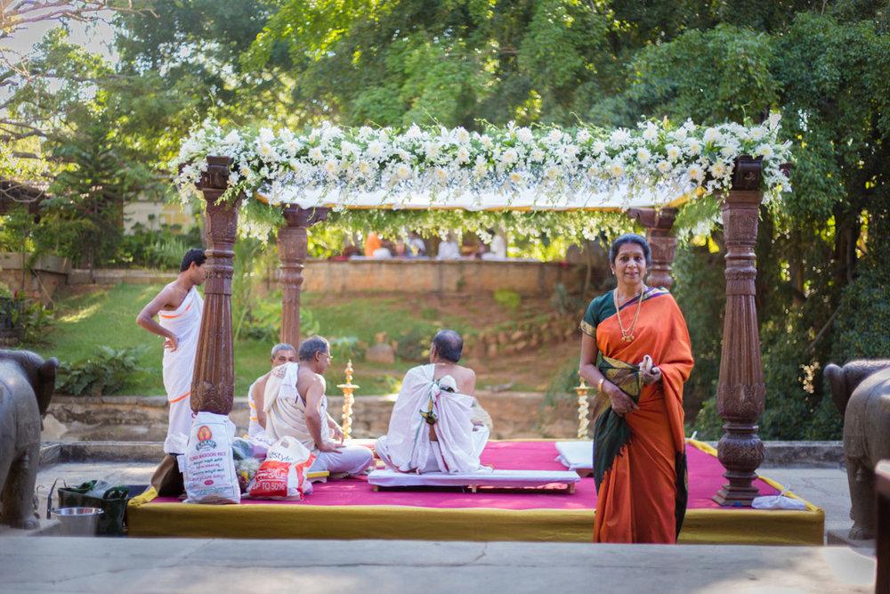 The Shastra behind your Wedding Mandap design