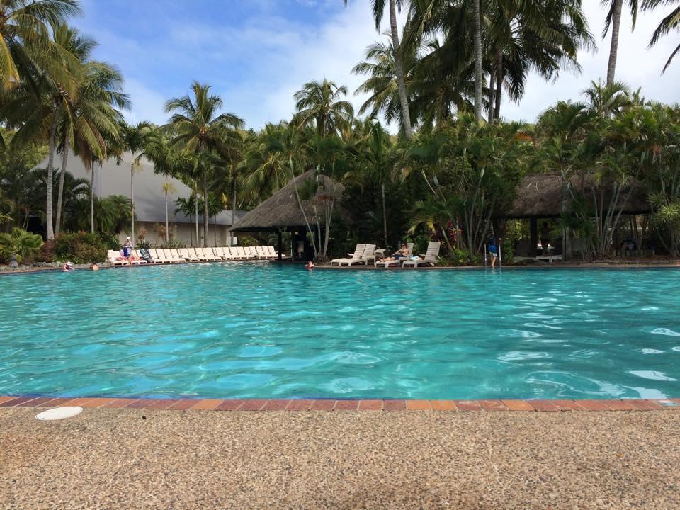 Hamilton Island - Pool