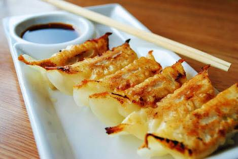 Fudō: Gyoza Dumplings