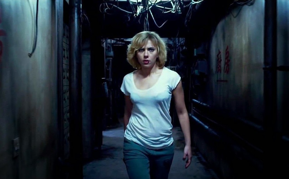 Lucy . 2014. Universal Pictures.