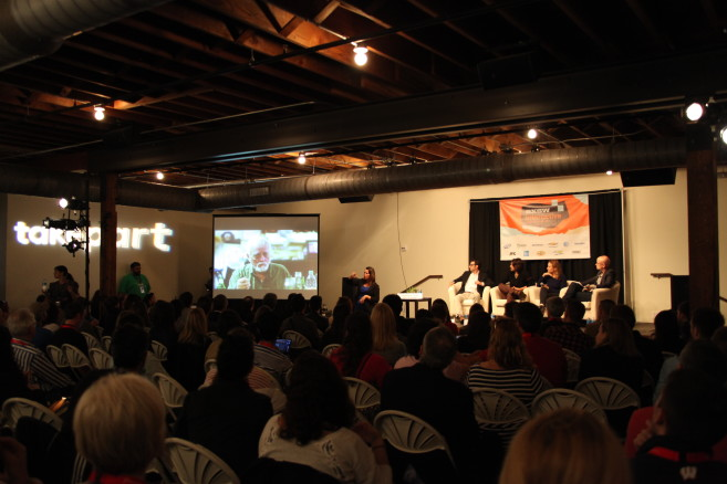 Participant Media Social Good panels at SXSW
