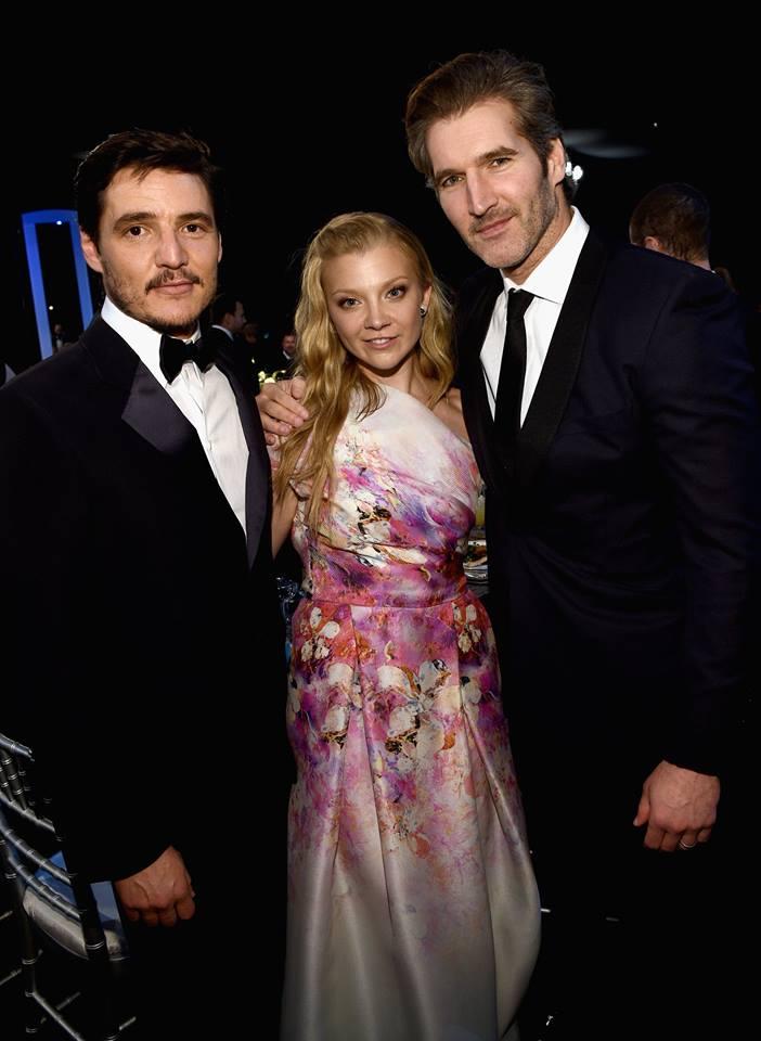 SAG_Awards_Pedro_Pascall_Natalie_Dormer_David Benioff.jpg